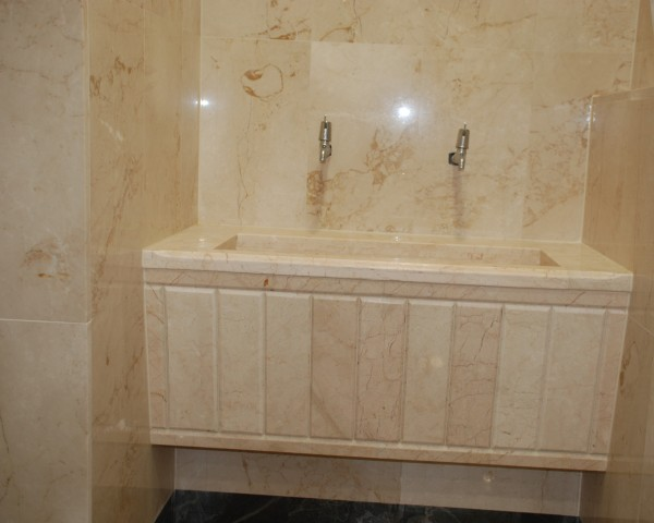 9-Crema Marfill Commercial Sink