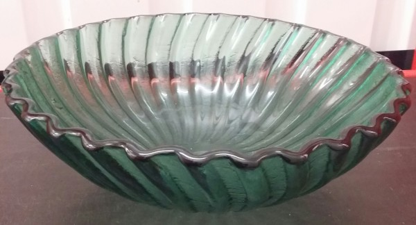 Floated Glass Sink