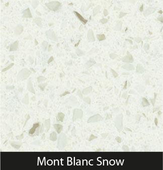 Mont Blanc Snow